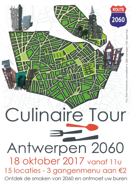 culinaire toer 2060